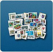 Bild: Briefmarken-Starterset