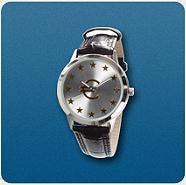 Bild: Euro-Armbanduhr